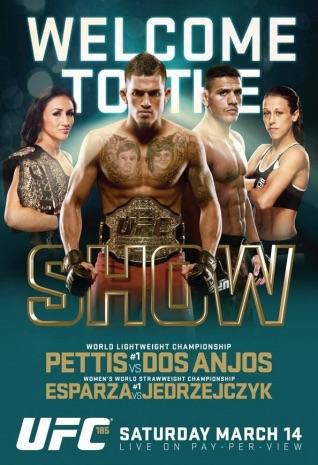 UFC_185_event_poster